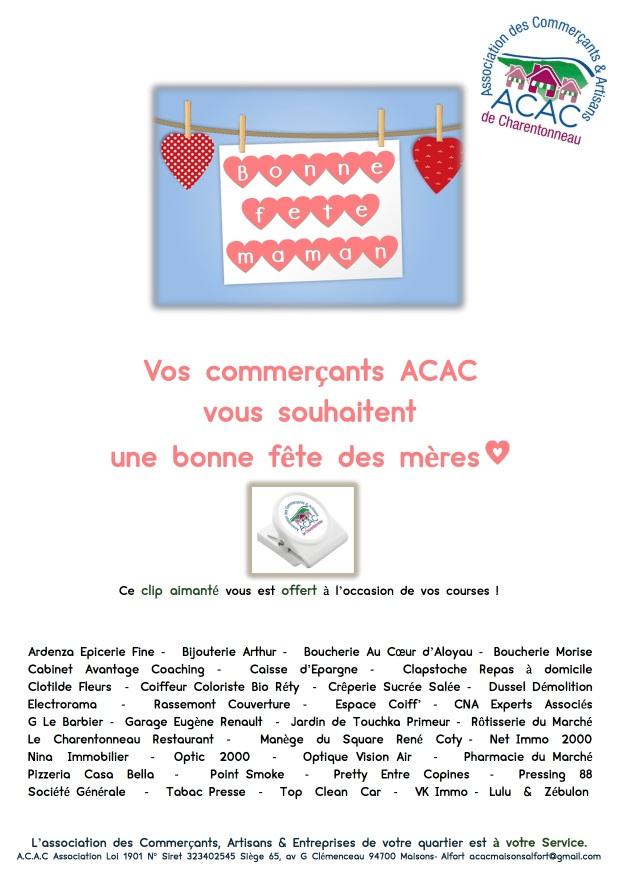 flyer ACAC.fetedesmeres-2017